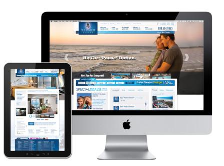 Sea Watch Resort Website
