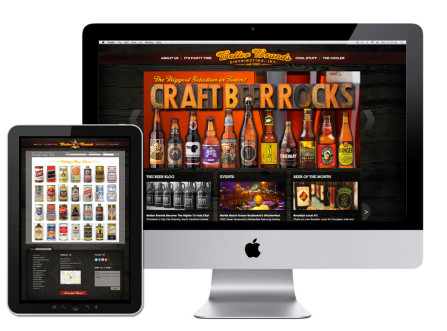 Better Brands Website