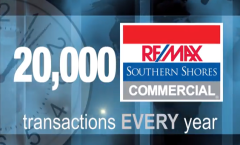 New RE/MAX Commercial Southern Shores Campaign