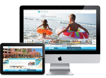Tilghman Golf & Beach Resort Website
