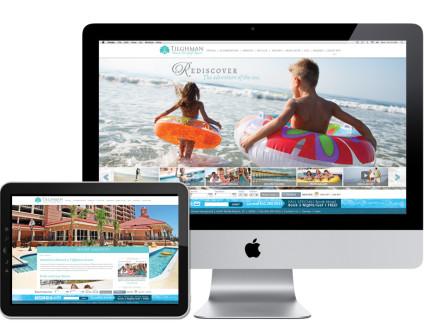 Tilghman Golf & Beach Resort Website