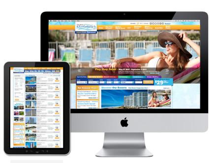 Vacation Myrtle Beach Website