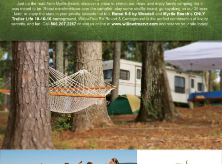 Willow Tree RV Resort & Campground