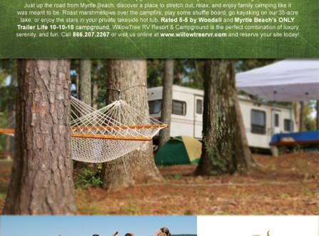 Willow Tree RV Resort & Campground