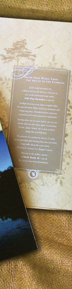 Wild Wing Plantation Brochure