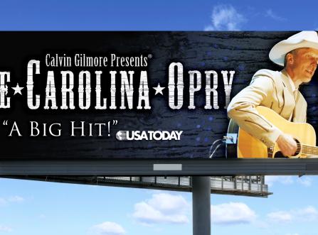 The Carolina Opry Outdoor