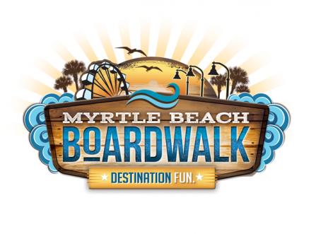 Myrtle Beach Boardwalk Logo