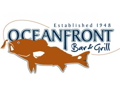 Oceanfront Bar & Grill Logo