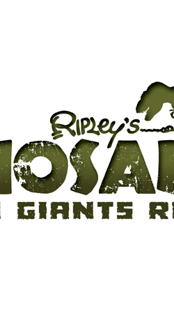 Ripley's Dinosaurs Exhibit Logo