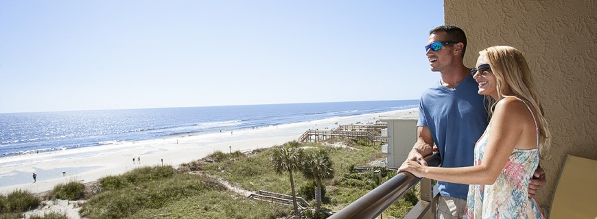 C&C Hit's the Beach With Ocean Sands Beach Resort!