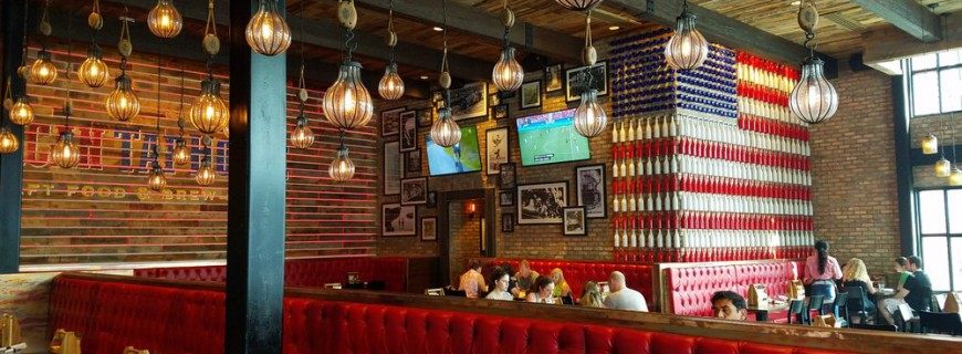 Tapping Into A Good Time with the American Tap House