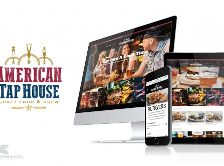 American Tap House Website