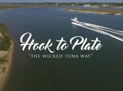 "Wicked Tuna ""Hook to Plate"""