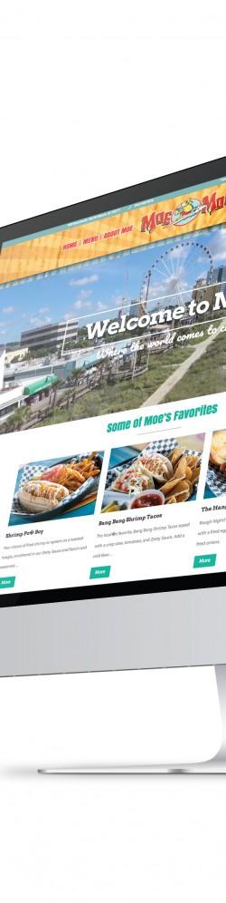 Moe Moon's Website
