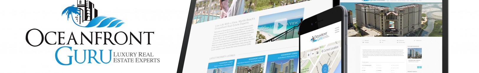 Oceanfront Guru Website