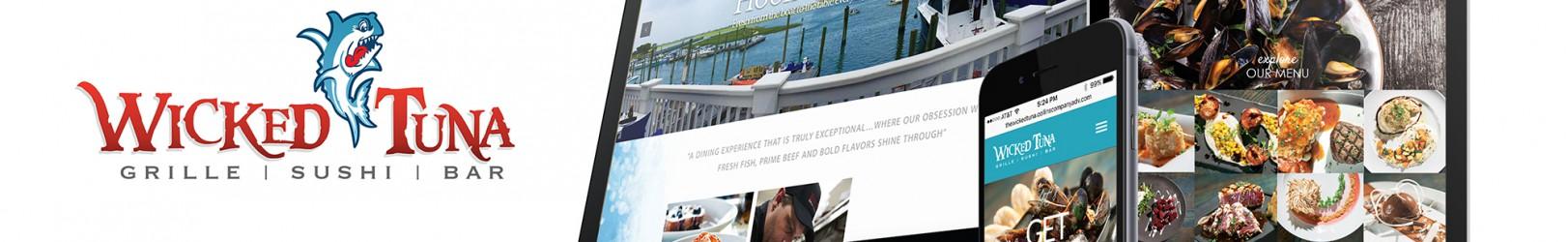 The Wicked Tuna Website